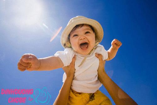 5 phương pháp giúp tăng cường hệ miễn dịch cho trẻ